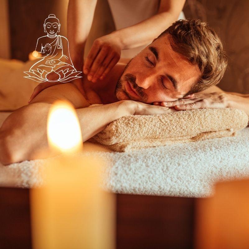 Le Massage Indien Abhyanga SOLO homme 1h15