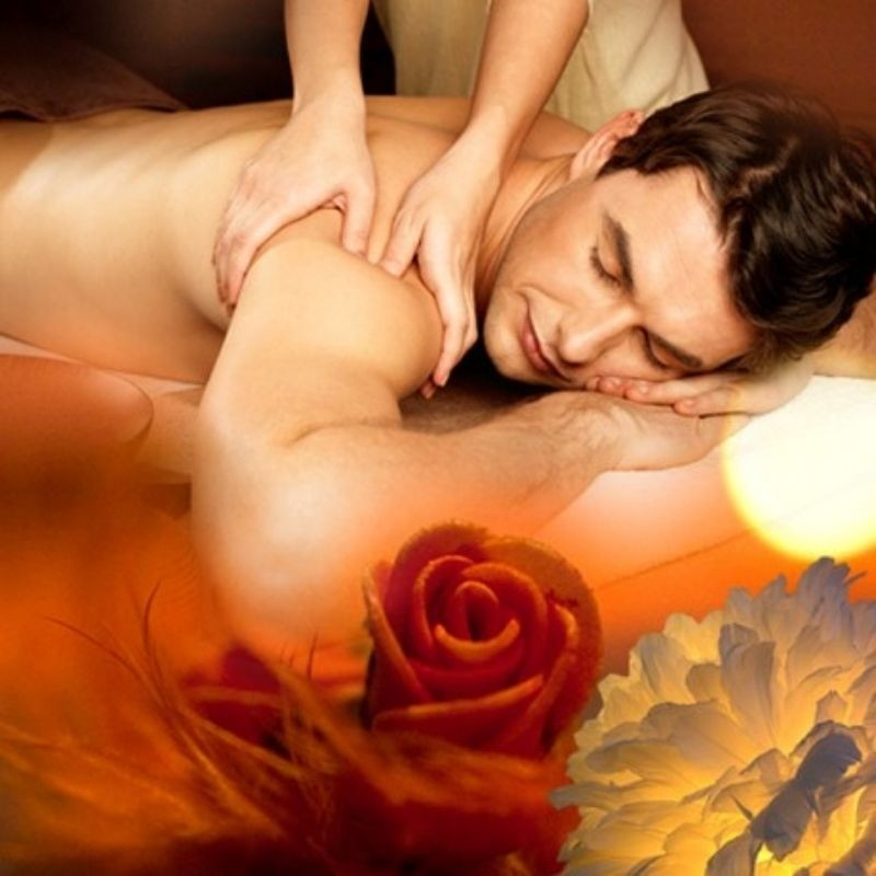 L'Apothéose du massage relaxant SOLO homme 1h30
