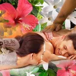 Le Massage Hawaïen le Lomi-Lomi DUO 1h15